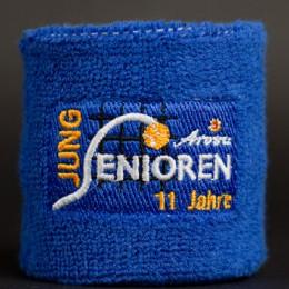 Tennisch Schweißband für Arosa Jung Senioren